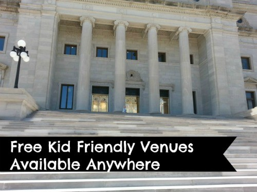 {Traveling with Children} Free Kid Friendly Venues You Can Find Anywhere