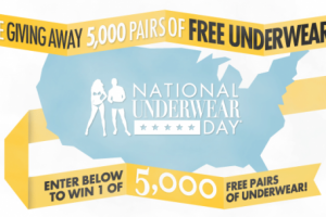 Go try for FREE Underwear from Fresh Pair!