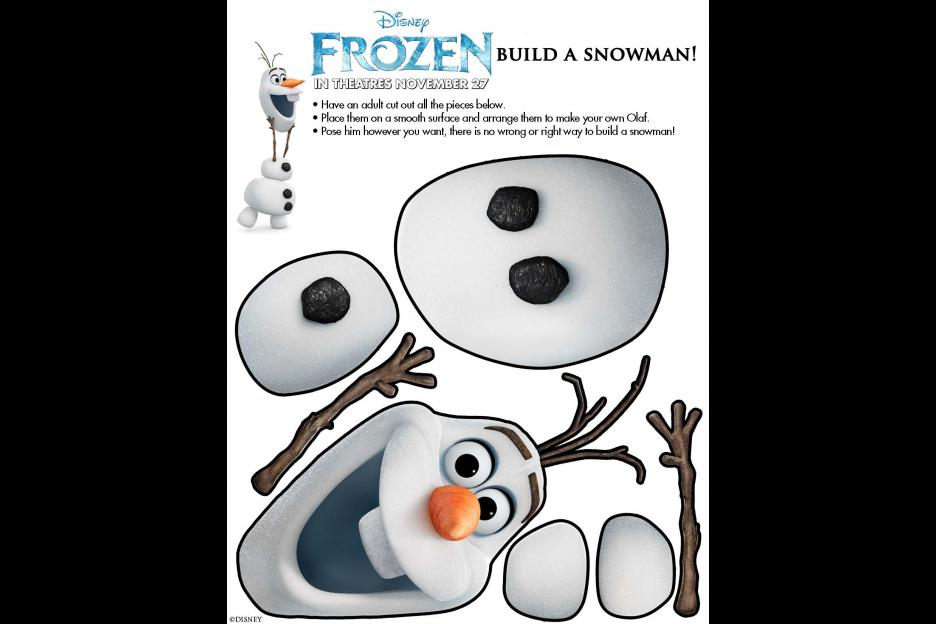 frozen524caf777e094 Disney Frozen FREE Printable Activity Downloads