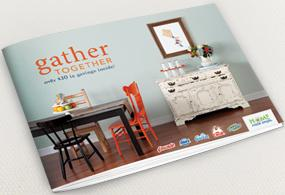 New P&G Gather Together Coupon Book
