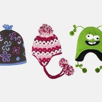 girls knit caps