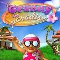 "Amazon: Free Game Download- ""Granny In Paradise"""