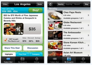 groupon iphone app