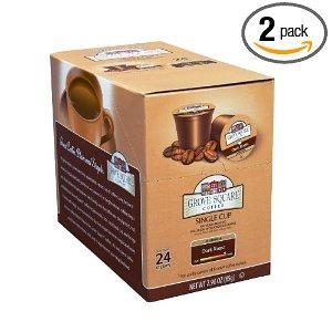 grove square Amazon Coffee Deals: Starbucks VIA Ready Brew, Grove Square K Cups + More