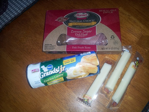 ham cheese monkey bread ingredient