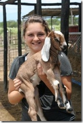 hannah goat world vision