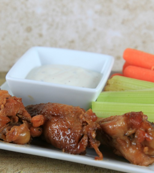honey wings in slow cooker