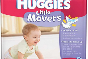 $2.00/1 HUGGIES Little Movers Diapers = $4.65 at CVS