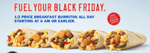 ic Drivin Black Friday 300x107 Sonic: Half Price Burritos All Day on Black Friday (11/23)