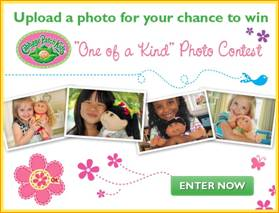 image0031 Cabbage Patch Kids Babies Review + Free Shutterfly Book ($29.99) w/purchase