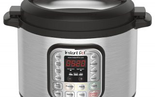 Instant Pot DUO80 8 Qt 7-in-1 Multi- Use Programmable Pressure Cooker – $81.99