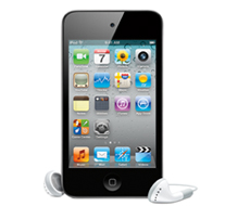 ipod touch Amazon: Apple iPod Touch $209 + $10 Gift Card