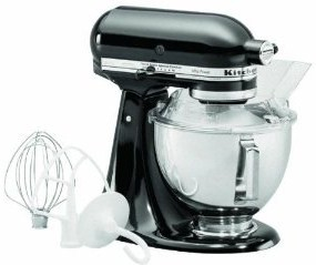 Amazon: KitchenAid 5-Quart Mixer $209.30 (Shipped)
