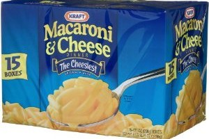 Amazon: Kraft Mac & Cheese $0.65 Box