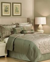 Macy's: Spring Garden 7-Piece Jacquard Comforter Set $79.99