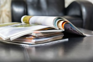 Organizing Your Magazine Subscriptions | {52 Weeks to a More Organized Home/Life}