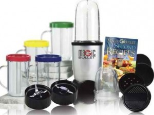 magic bullet 300x225 Kohls.com: Magic Bullet Express 17 Piece Blending System $22.99 With Coupon