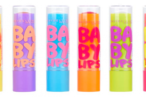 $1 Maybelline New York Lip Product = Baby Lips Better Then FREE at CVS (Starting 4/10)