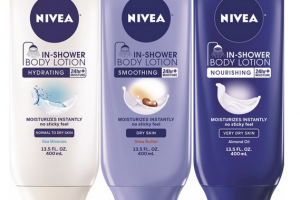 Two New Nivea Body Lotion or Crème Product Coupons = as low as $2.49 at CVS