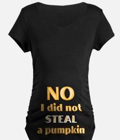 no_i_did_not_steal_a_pumpkin_tshirt