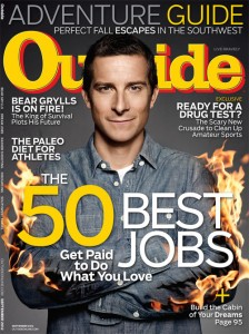outsidesep2012 224x300 Outside Magazine Subscription Deal   $4.99/Year