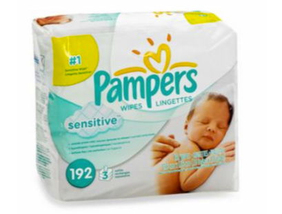 $1/1 Pampers Wipes coupon = 3 ct Travel Pack just $1.99 at CVS