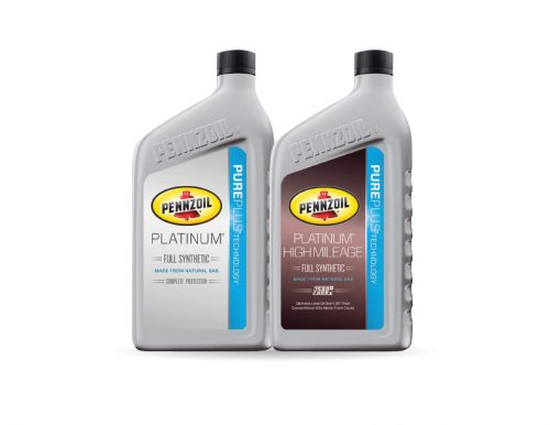 Pennzoil Platinum products on Rollback at Walmart
