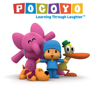 Pocoyo Supports Earth Hour 3/26 8:30-9:30pm