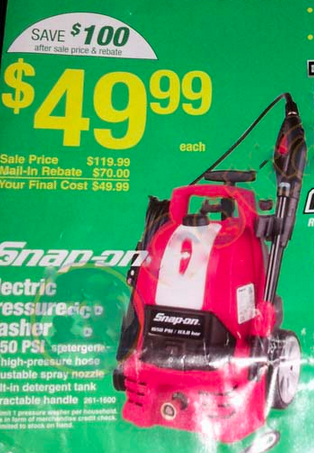 power washer1 2013 Menards Black Friday Ad