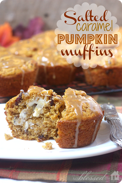 pumpkin muffins 50 Pumpkin Recipes to Try