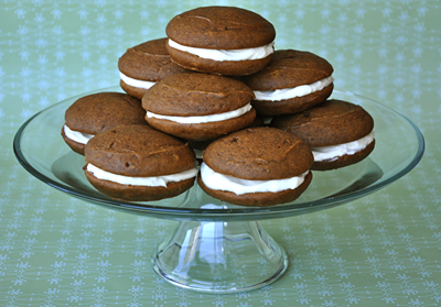 pumpkin whoopie pies 1 50 Pumpkin Recipes to Try