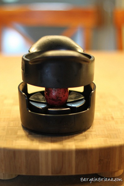 red potato wedger
