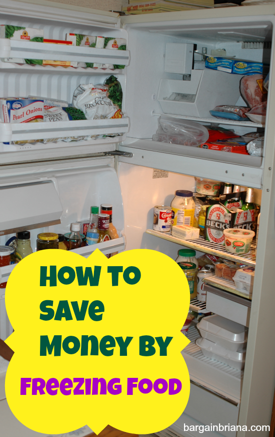 savewithfreezer Save Money By Freezing Food