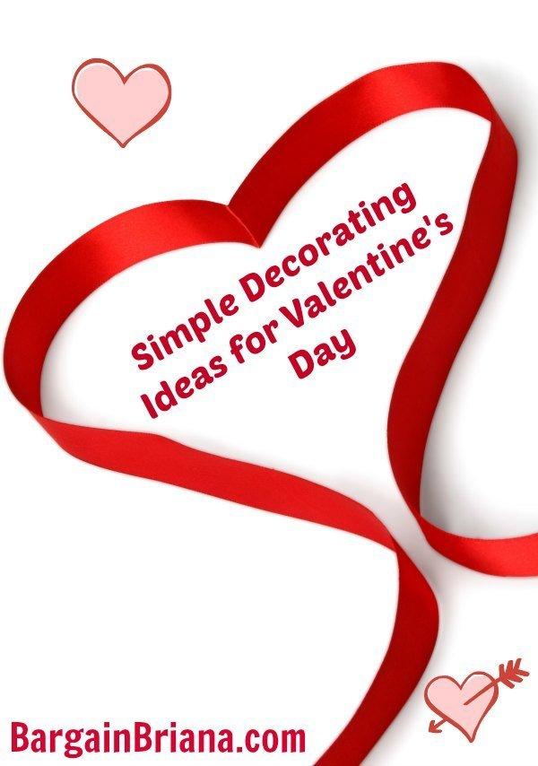 simple decorating ideas