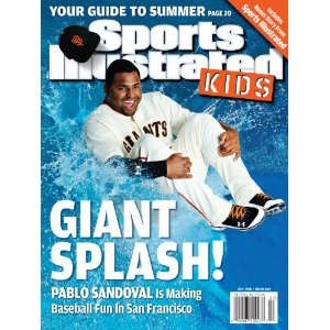 One Year Sports Illustrated Kids for $5