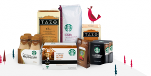starbucks1 300x152 $5 Starbucks Gift or eGift wyb 3 Starbucks or Tazo Products