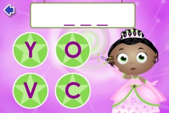 Free PBS Kids Super Why Android App Download