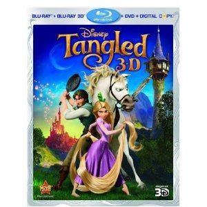 Pre-order Tangled 4-Disc Set $29.99