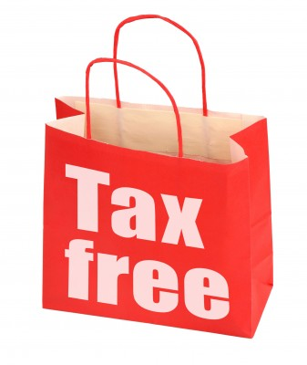 Is YOUR state participating in Tax Free Shopping?