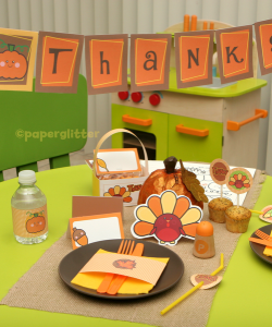 thanksgiving printables 250x300 How to Save on Your Thanksgiving Dinner