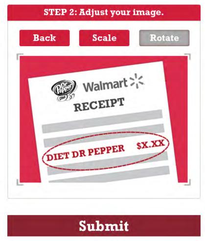 upload receipt 2