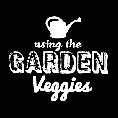 usinggardenveggies