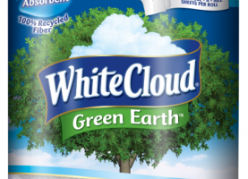 White Cloud GreenEarth Printable Coupon + Beyond the Green Sweeps + Coupon Giveaway!