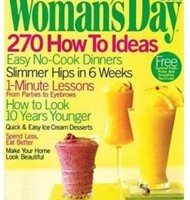 Woman's Day One Year Subscription $3.73