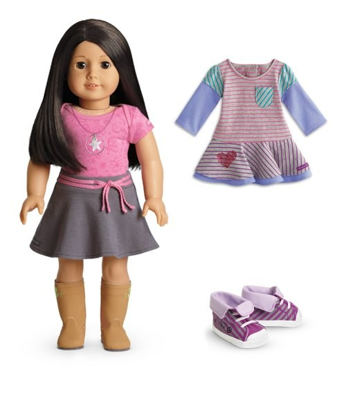 zulily American Girl Doll Sale